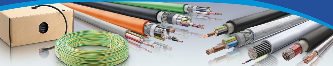 Produktübersicht Kabel & Leitungen