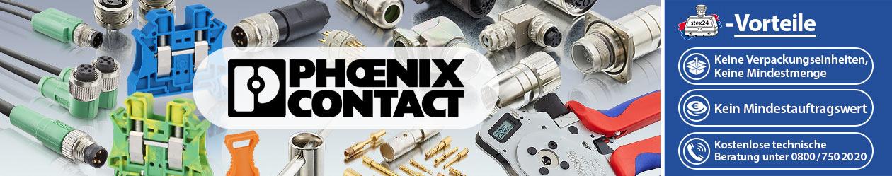 Phoenix Contact Produkte und USP's