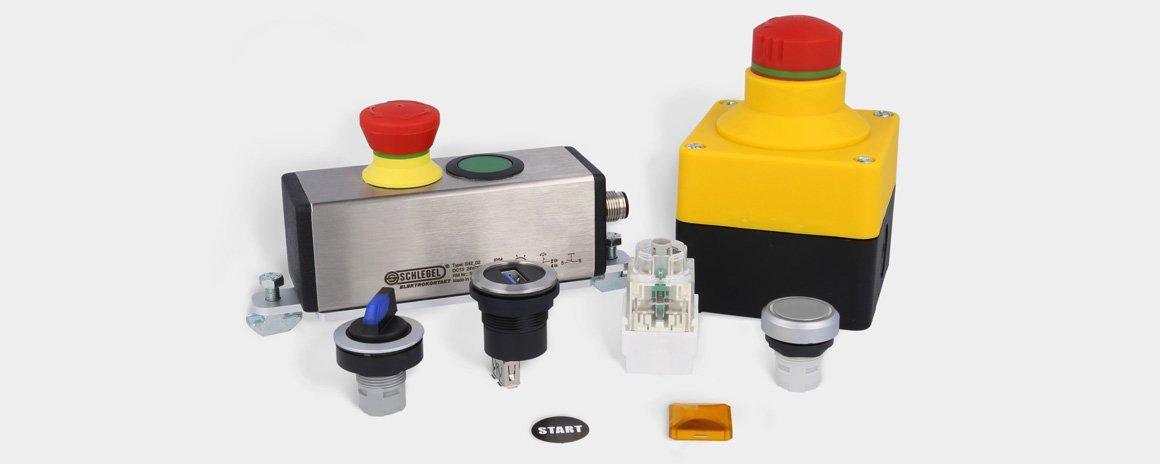 Schlegel-Elektrokontakt-Produkte