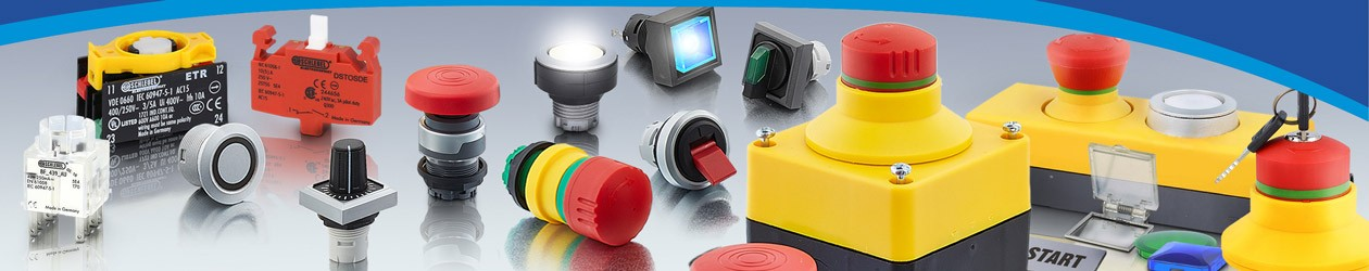 Produktübersicht Schalter & Taster