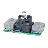 Tastkontaktgeber mit RGB-LED