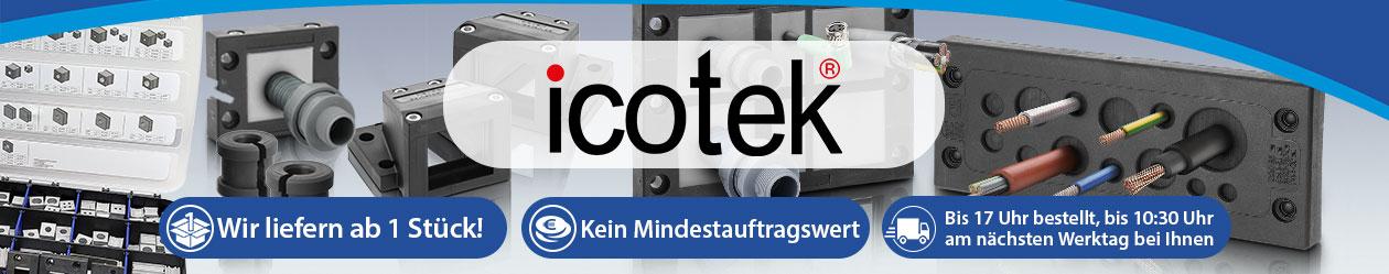 Icotek Produkte und USP's