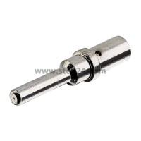 AS-KM 101 Crimpkontakt Kontaktstift (M) 2,5mm² - 4mm² AWG14 - AWG12 silber