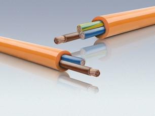 H07BQ-F Leitungen in verschiedenen Durchmessern