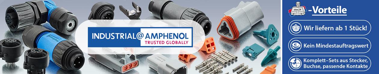 Amphenol Produkte und USP