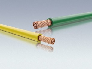 H05Z-K Leitungen in verschiedenen Querschnitten und Farben