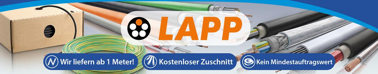 Lapp Produkte und USP's