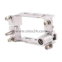 09140100303 Harting Gelenkrahmen (M) Baugröße 10B für 3 Module Querschnitt PE 1mm² - 2,5mm² / 4mm² - 10mm²