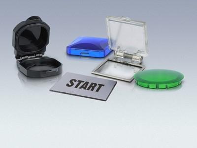 Produktübersicht Schalter & Taster Zubehör