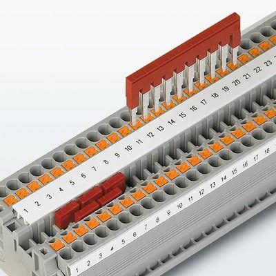 Steckbrücken für Reihenklemmen